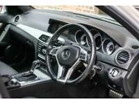 2013 Mercedes-Benz C-CLASS 2.1 C220 CDI BLUEEFFICIENCY AMG SPORT 4d AUTO 168 BHP