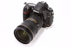 Nikon D750 with 24-70mm f2.8G lens + 50mm f1.8