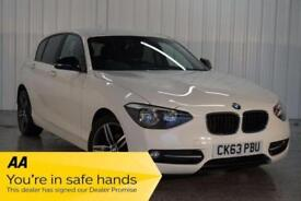 2013 63 BMW 1 SERIES 1.6 116I SPORT 5D 135 BHP