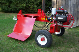 16 Ton  Split-fire  2-Way  Wood Splitter