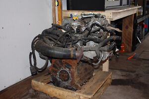 Volkswagen 2.0L engine with aprrox 190,000 MILES
