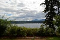Lakefront Property-Sunnybrae/Tappen BC 20mins from Salmon Arm