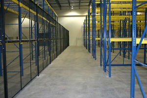 WELDED | WIRE MESH INDUSTRIAL PARTITIONS | ALL SHAPES & SIZES