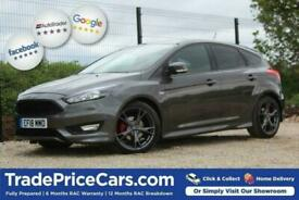 image for 2018 18 FORD FOCUS 1.0 ST-LINE X 5D 139 BHP