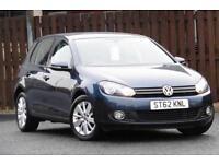 Volkswagen Golf 1.6 TDi Match 5dr DIESEL MANUAL 2012/62