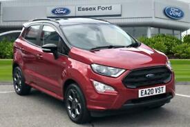 image for 2020 Ford Ecosport 1.0 EcoBoost 125 ST-Line 5dr Hatchback Petrol Manual