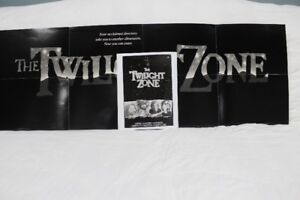 Twilight Zone Movie production photos & poster