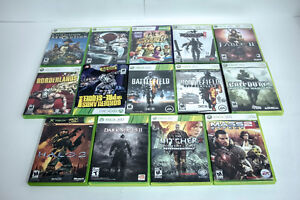 Xbox 360 Game Collection 2 for Sale