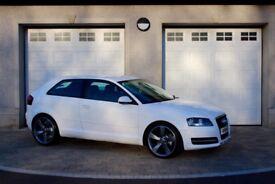 Audi A3 1.6 Tdi 106k full Audi service history zero road tax ( golf Passat leon jetta a4 BMW )
