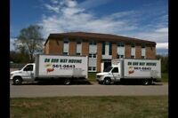 We do Halifax, Moncton and PEI moves 902-561-0843