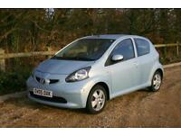 TOYOTA AYGO VVTI 5 Door done 76317 Miles with NEW MOT and SERVICE HISTORY