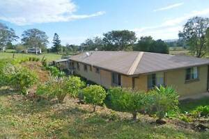 7km to LISMORE - Double Brick Home on 44 Acres Lismore Lismore Area Preview