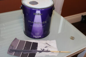 BEHR MARQUEE Paint for sale