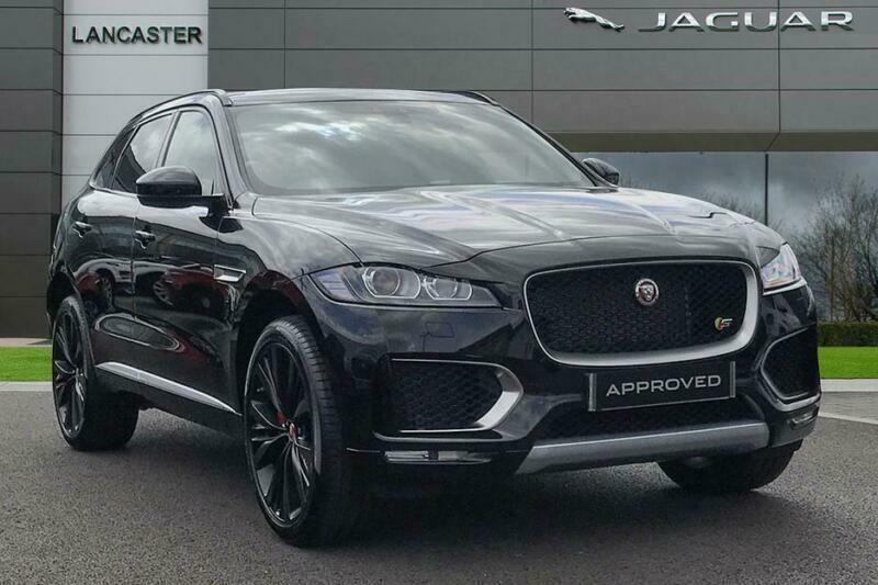 2019 Jaguar F Pace S Awd Diesel Black Automatic In Slough Berkshire Gumtree
