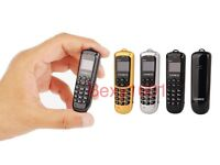 Zanco bee mobile phone worlds smallest phone plastic beat the boss tiny key fob fly phone