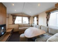 Cheap static caravan on 5* park in north wales
