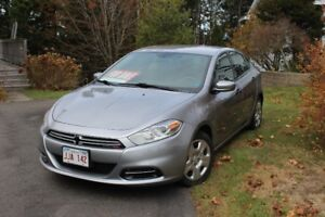 2014 DODGE DART SE NEW PRICE WITH ONLY 13700 KMs