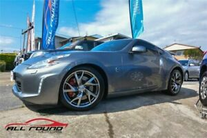 2012 Nissan 370Z Z34 MY13 Grey 7 Speed Automatic Coupe Tweed Heads Tweed Heads Area Preview