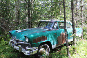 1955-6 Ford Cars for sale Prince George British Columbia image 5