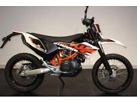 2016 KTM 690 ENDURO R WHITE, BRAND NEW PRE REGISTERED 66 PLATE! POA