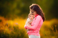 Beautiful family, newborn, baby and child photography