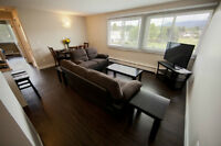 Newly Renovated Furnished Apartment in Kitimat!