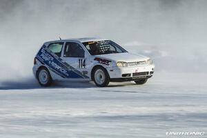 2003 Volkswagen GTI Swap 2L turbo fsi course
