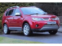 2010 Mitsubishi Outlander 2.2 DI-DC Diamond SUV 5dr Diesel Manual (194