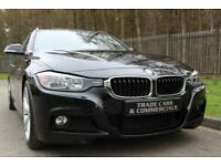 2012 62 BMW 3 SERIES 2.0 320D M SPORT TOURING 5D 181 BHP DIESEL