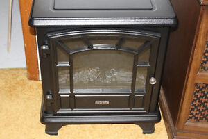 """ DURAFLAME "" ELECTRIC FIREPLACE"