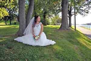 Robe mariée 14 ans