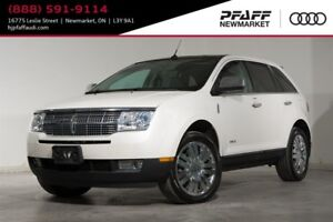 2010 Lincoln MKX 4D Utility AWD
