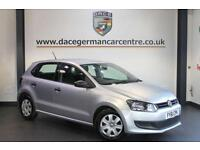 2011 61 VOLKSWAGEN POLO 1.2 S A/C 5DR 60 BHP