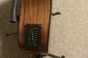 Epiphone acoustic/electric guitar AJ 100-CA  NA