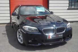 2012 12 BMW 5 SERIES 3.0 523I M SPORT TOURING 5D AUTO 202 BHP