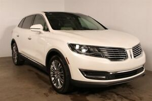 Lincoln MKX AWD Reserve 2016