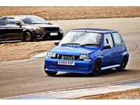 Wanted Renault 5 Gt turbo parts