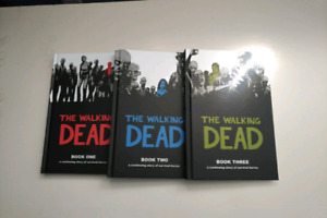 The Walking Dead Graphic Novels Books 1 - 7