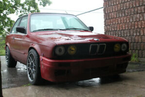 V8 Swapped E30!! 1989 BMW 325i - Want gone!!