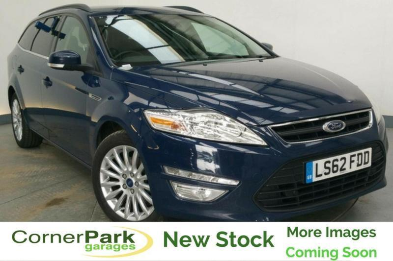 2012 FORD MONDEO ZETEC BUSINESS EDITION TDCI ESTATE DIESEL
