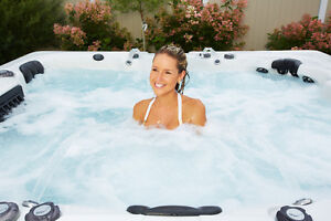 WHY WAIT?! YOUR DREAM HOT TUB IS RIGHT HERE WAITING FOR YOU!!