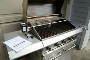 Stainless Steel Natural Gas BBQ Barbecue Barbeque