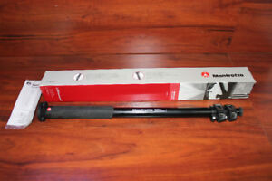 Monopod Manfrotto **Comme neuf**