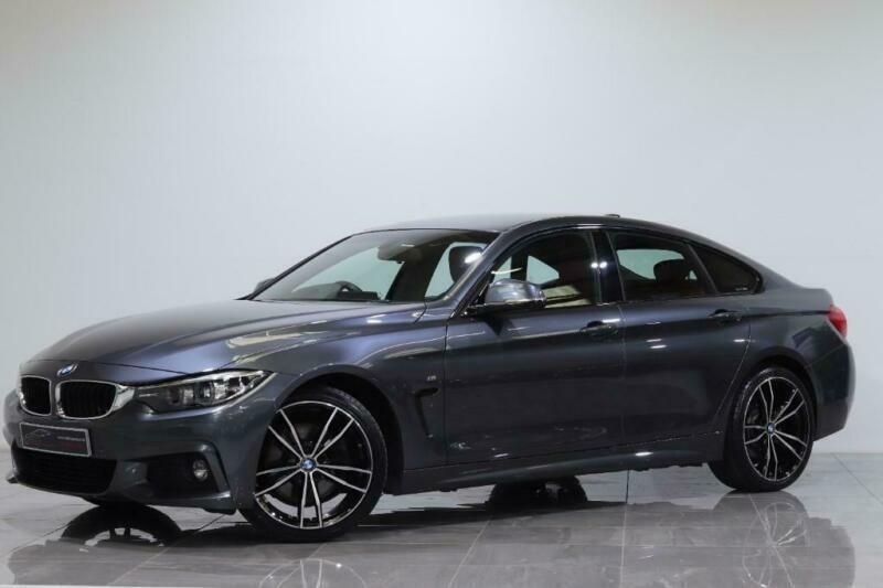 2018 BMW 430I M SPORT GRAN COUPE used cars Auto Coupe Petrol Automatic