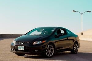 2012 Honda Civic SI Coupe NEED GONE