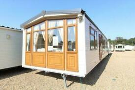 Static Caravan Mobile Home Cosalt Strathmore 38x12ft 2 Beds SC7317