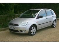 Family Owned from New FORD FIESTA done just 58368 Mile with FULL SERVICE HISTORY