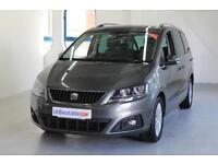 2015 SEAT ALHAMBRA 2.0 TDI CR SE 5dr DSG Auto
