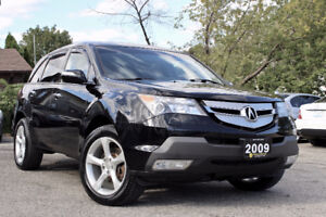 2009 Acura MDX SH-AWD - Tech. Package - Accident Free - Cert.
