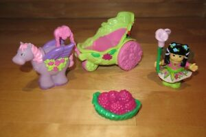 Chariot de fée - Fisher Price Little People - Fairy Carriage